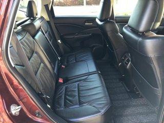 2013 Honda CR-V RM MY14 VTi-L 4WD Red 5 Speed Sports Automatic Wagon