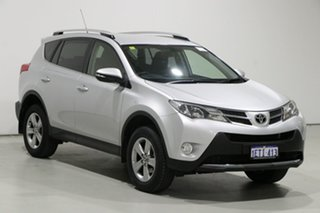 2015 Toyota RAV4 ZSA42R MY14 Upgrade GXL (2WD) Silver Continuous Variable Wagon