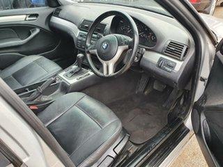 2001 BMW 3 Series E46 318i Steptronic Executive Silver 4 Speed Sports Automatic Sedan