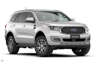 2020 Ford Everest UA II 2021.25MY Trend White 10 Speed Sports Automatic SUV