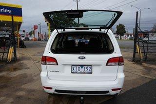 2010 Ford Escape ZD Diamond White 4 Speed Automatic SUV