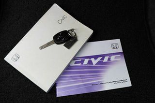 2010 Honda Civic 8th Gen MY10 Limited Edition Black 5 Speed Automatic Sedan