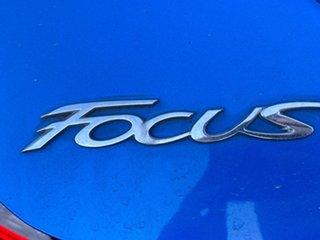 2013 Ford Focus LW MkII Sport PwrShift Blue 6 Speed Sports Automatic Dual Clutch Hatchback