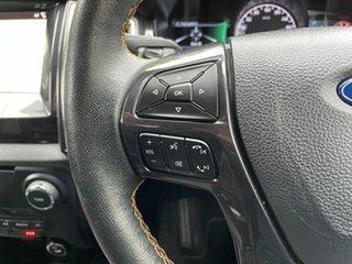 2018 Ford Ranger PX MkIII 2019.00MY Wildtrak Grey 10 Speed Sports Automatic Utility