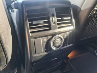 2014 Mercedes-Benz M-Class W166 ML63 AMG SPEEDSHIFT DCT Silver 7 Speed Sports Automatic Dual Clutch