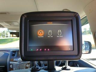 2019 Nissan Patrol Y62 Series 4 TI-L Rich Brown 7 Speed Sports Automatic Wagon