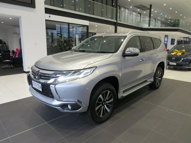 Used Mitsubishi Pajero Sport QE MY18 Exceed Edwardstown, QE MY18 Exceed WAG 7st 5dr SA 8sp 605kg 2.4DT