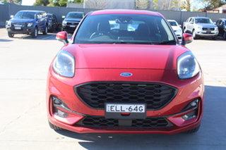 2020 Ford Puma JK 2020.75MY ST-Line Lucid Red 7 Speed Sports Automatic Dual Clutch Wagon.