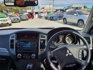 2018 Mitsubishi Pajero NX MY18 GLX White 5 Speed Sports Automatic Wagon