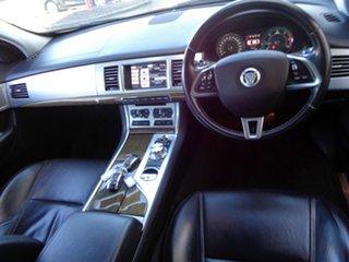 2012 Jaguar XF X250 MY12 Premium Luxury Black 8 Speed Sports Automatic Sedan
