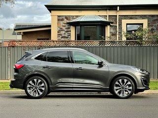 2020 Ford Escape ZH 2020.75MY Vignale Grey 8 Speed Sports Automatic SUV