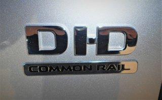 2018 Mitsubishi Triton Exceed Silver 8 Speed Automatic Dual Cab
