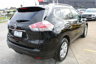 2016 Nissan X-Trail T32 ST-L X-tronic 2WD Black/Grey 7 Speed Constant Variable Wagon