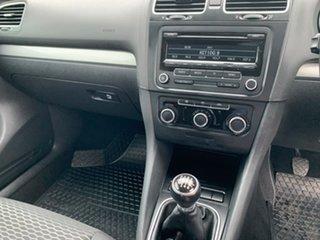 2011 Volkswagen Golf VI MY12 90TSI Trendline White 6 Speed Manual Hatchback