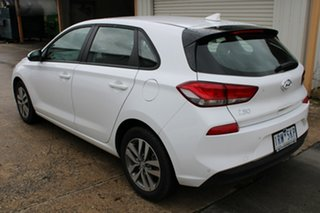 2020 Hyundai i30 PD2 MY20 Active White 6 Speed Sports Automatic Hatchback