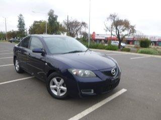 2008 Mazda 3 BK Series 2 Neo Sport Blue Sports Automatic Sedan