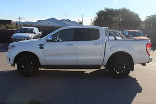 2020 Ford Ranger PX MkIII 2021.25MY XLT Alabaster White 10 Speed Sports Automatic Double Cab Pick Up