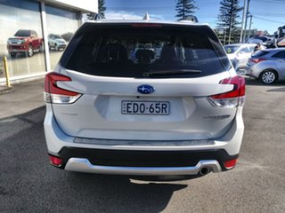 2019 Subaru Forester S5 MY19 2.5i-S CVT AWD White 7 Speed Constant Variable Wagon