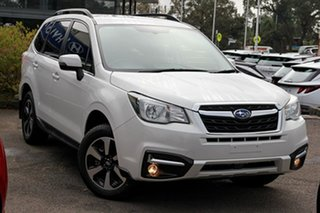 2017 Subaru Forester S4 MY17 2.0D-L CVT AWD White 7 Speed Constant Variable Wagon.
