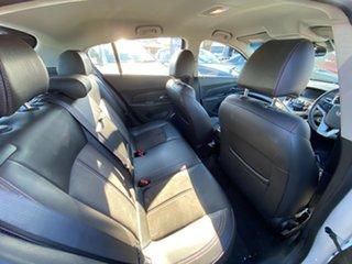 2016 Holden Cruze JH Series II MY16 SRI Z-Series White 6 Speed Sports Automatic Hatchback