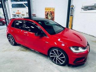 2020 Volkswagen Golf 7.5 MY20 R DSG 4MOTION Red 7 Speed Sports Automatic Dual Clutch Hatchback.