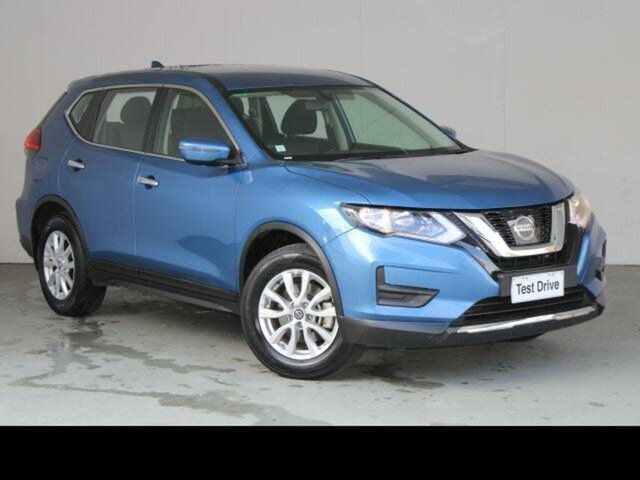 Used Nissan X-Trail T32 Series 2 ST 7 Seat (2WD) Phillip, 2019 Nissan X-Trail T32 Series 2 ST 7 Seat (2WD) Blue Continuous Variable Wagon