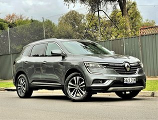 2016 Renault Koleos HZG Intens X-tronic Silver 1 Speed Constant Variable Wagon.