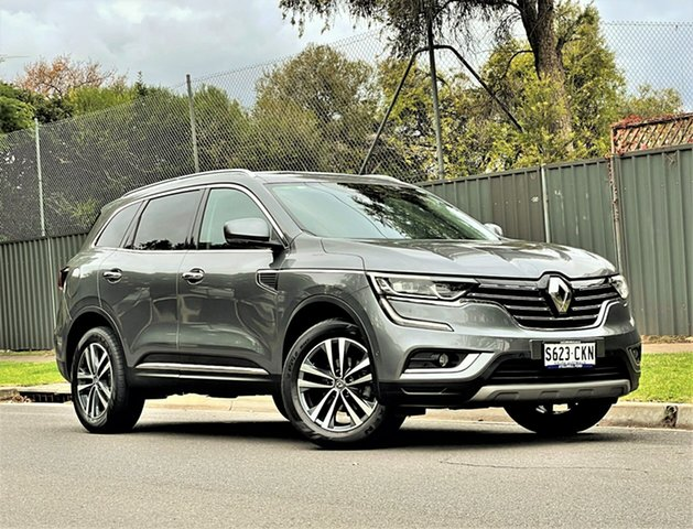 Used Renault Koleos HZG Intens X-tronic Hyde Park, 2016 Renault Koleos HZG Intens X-tronic Silver 1 Speed Constant Variable Wagon