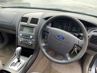 2003 Ford Falcon BA XT Silver 4 Speed Sports Automatic Sedan