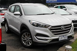2016 Hyundai Tucson TLe MY17 Active 2WD Silver 6 Speed Sports Automatic Wagon.