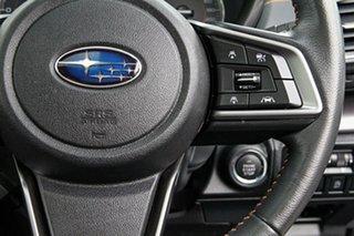2018 Subaru XV G5X MY18 2.0i Premium Lineartronic AWD Blue 7 Speed Constant Variable Wagon