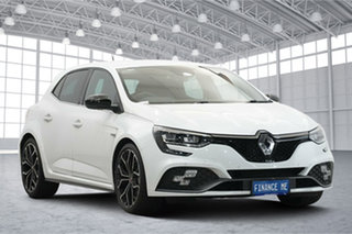 2020 Renault Megane BFB R.s. Sport White 6 Speed Manual Hatchback.