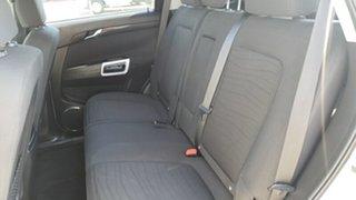 2014 Holden Captiva CG MY14 5 LT White 6 Speed Sports Automatic Wagon