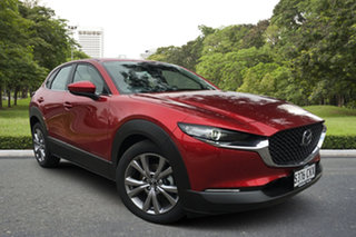 2021 Mazda CX-30 DM2W7A G20 SKYACTIV-Drive Evolve Soul Red 6 Speed Sports Automatic Wagon.