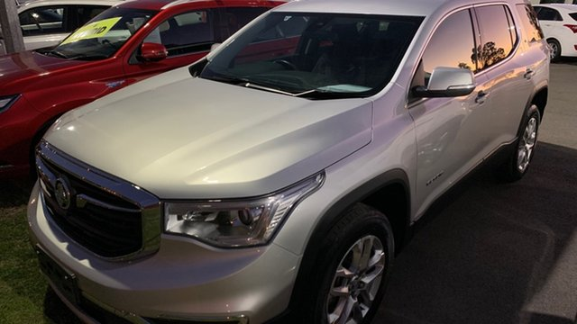 Used Holden Acadia AC MY19 LT 2WD Maitland, 2019 Holden Acadia AC MY19 LT 2WD Silver 9 Speed Sports Automatic Wagon