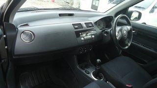 2009 Suzuki Swift RS415 Black 5 Speed Manual Hatchback.