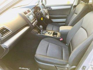 2015 Subaru Outback B6A MY15 2.0D CVT AWD Silver, Chrome 7 Speed Constant Variable Wagon
