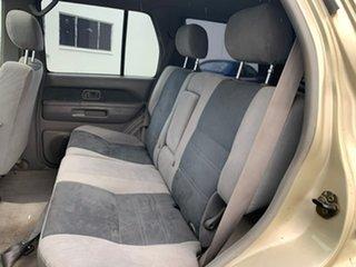 2001 Nissan Pathfinder WX II TI Beige 4 Speed Automatic Wagon