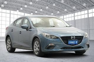 2014 Mazda 3 BM5278 Neo SKYACTIV-Drive Blue 6 Speed Sports Automatic Sedan.
