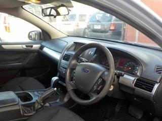 2009 Ford Falcon FG XT Silver 5 Speed Auto Seq Sportshift Sedan