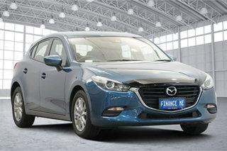 2016 Mazda 3 BM5478 Neo SKYACTIV-Drive Grey 6 Speed Sports Automatic Hatchback.
