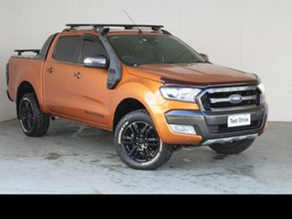 2015 Ford Ranger PX MkII Wildtrak 3.2 (4x4) 6 Speed Automatic Dual Cab Pick-up.