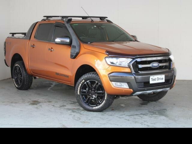Used Ford Ranger PX MkII Wildtrak 3.2 (4x4) Phillip, 2015 Ford Ranger PX MkII Wildtrak 3.2 (4x4) 6 Speed Automatic Dual Cab Pick-up