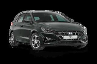 2021 Hyundai i30 PD.V4 MY21 Amazon Gray 6 Speed Sports Automatic Hatchback