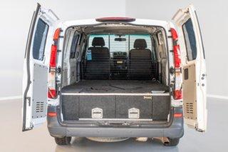 2014 Mercedes-Benz Vito 639 MY14 113CDI LWB White 5 Speed Automatic Van