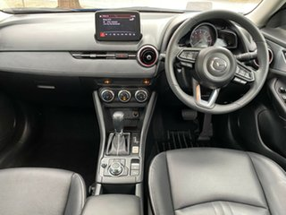 2019 Mazda CX-3 DK2W7A Akari SKYACTIV-Drive FWD Blue 6 Speed Sports Automatic Wagon