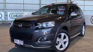 2015 Holden Captiva CG MY16 LTZ AWD Grey 6 Speed Sports Automatic Wagon.