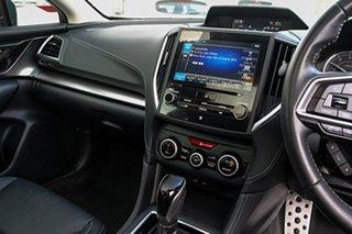 2018 Subaru Impreza G5 MY18 2.0i-S CVT AWD White 7 Speed Constant Variable Hatchback