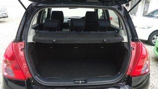 2009 Suzuki Swift RS415 Black 5 Speed Manual Hatchback