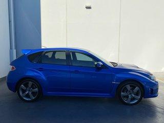 2009 Subaru Impreza G3 MY09 WRX AWD STi Blue 6 Speed Manual Hatchback